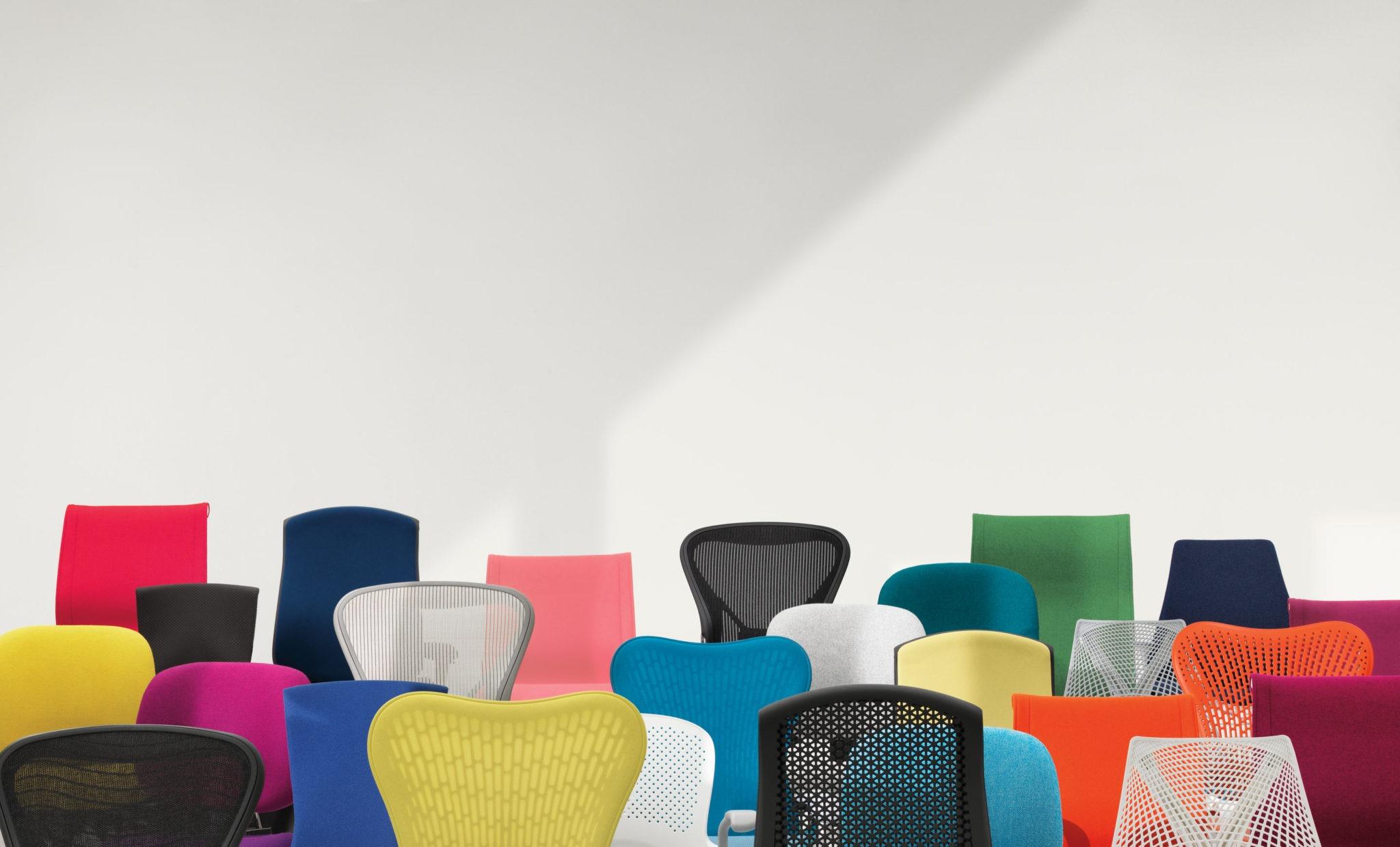 Herman Miller Seating Amsterdam
